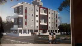 1 BHK three flats Available for rental