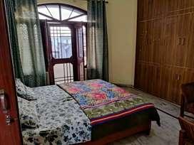 Fully furnished 1 room set.