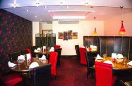 Well reputed Full furnished running restaurant for rent in jadavpur