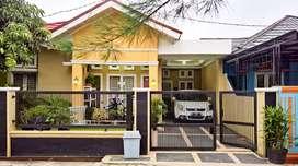 Rumah Asri & Nyaman Tengah Kota Banget