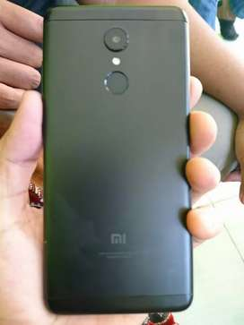 Redmi 5 black mulus