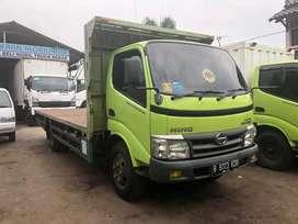 Hino Dutro 130 MDL Long Los Bak 2012