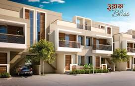 3BHK LUXURIOUS - 3 SIDE OPEN DUPLEX FOR SALE- WAGHODIA ROAD