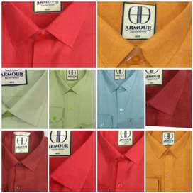 Armour Shirts - Readymade Formal & Causal Own Branded & Own Stitching