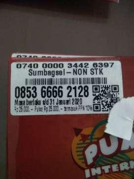 Kartu as 6666 lumayan Nomor Segel Yuk
