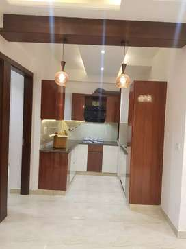 3BHK Semifinished flat for rent