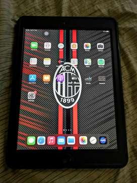 Apple iPad 6th gen 6 128gb Black Wifi Include Spigen Toughcase Ori!