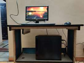 Perfectly working PC (Desktop Computer) for sale
