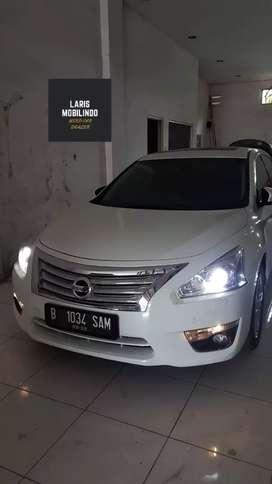 Nissan Teana 2.5L XV A/T 2015 Putih Istimewa With Bose Sound System