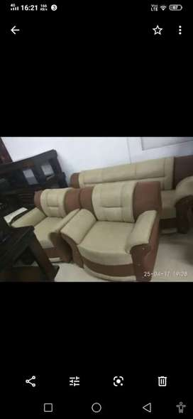 New style sofa set at wholesale factory