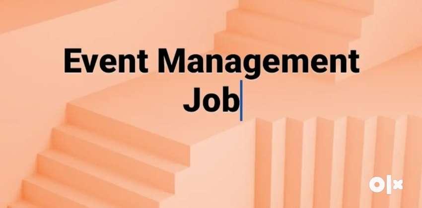 Girls Boys Event Management Job 0