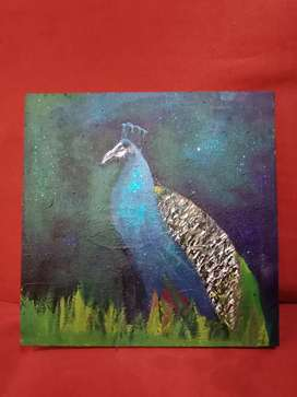 Home made Acrylic Painting in affordable price