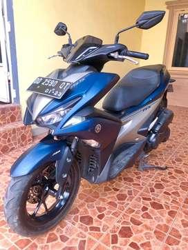Yamaha Aerox 155 ABs *tipe tertinggi