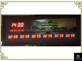 Jual Jam Digital Masjid Lamandau Kab.