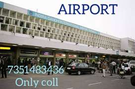 Airport 280-driver urgent hiring no security