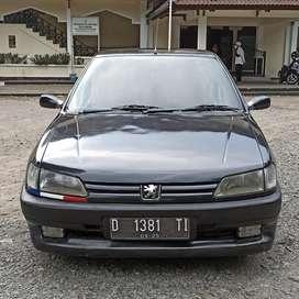 Peugeot 306 lemans 1996 swap engine 406 manual M/T bisa TT motor mobil