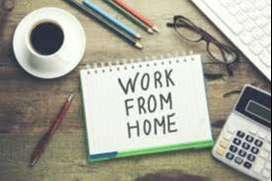 work form home job