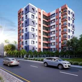 Spacious % 1BHK % Flat  For Sale In Tantigeria, Medinipur.