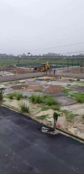 फ़ैज़ाबाद रोड पर तुरंत बुक कराए आपना रेसीडेंसीयल प्लॉट किसान पथ,