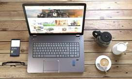 Get professional website for your business with free domain Hosting