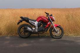 Yamaha Fz 16 2010 ( red ) serious buyers only.