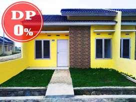 Rumah Siap Huni Tanpa DP