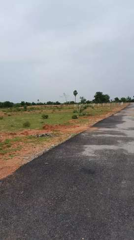 200 sq yards plot sale in BHONGIRI