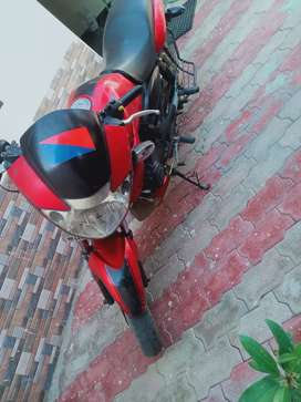 Good condition  with insurance , rc  , pollution  all papers complete