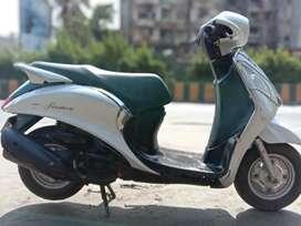 Yamaha fascino in good condition