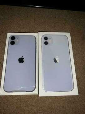 iPhone 11 Purple Colour Seale 64gb with Bill Box & Alll Accessories