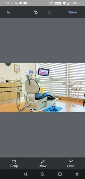 Female Assistant for dental Clinic