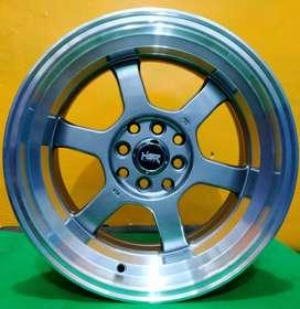 Jual velg racing HSR Ring 16 Untuk mobil Avanza, Calya (bisa Credit)