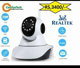 Real tech camera 720p ki price mein1080p ramzan offer