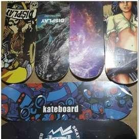 Skate Board Size L Papan Luncur Fullset Skateboard Dewasa Besar Kayu