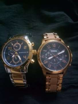 Men  watches two it's a pair