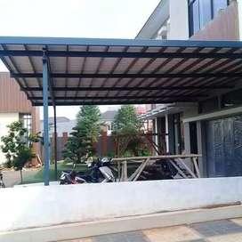 Canopy Spandek Modern