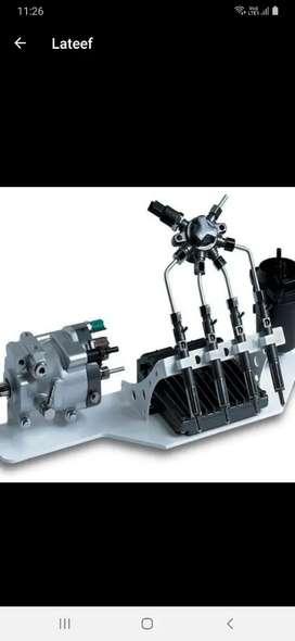 Ashok Leyland dost injectors service provider