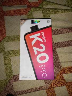 Red me K20 Pro