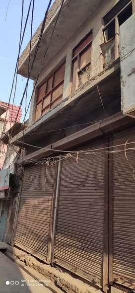 Selling a 2 shops in kayasthwara mohalla near purana bijli ghar