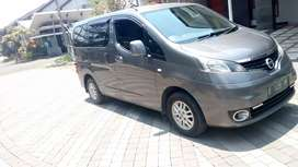 Nissan Evalia manual 2012 cash&kredit