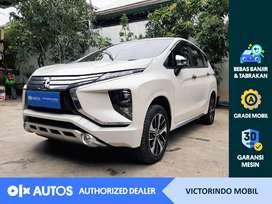 [OLX Autos] Mitsubishi Xpander 2018 1.5 Ultimate A/T Putih #Victorindo