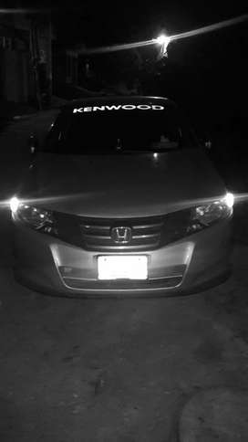 Honda City 2009 For daily and monthly rent .