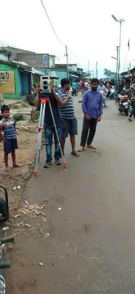 Civil engineer, for site,survey,Billing engineer