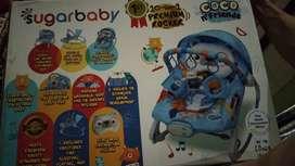 Bouncer bayi sugar baby 10 in 1.