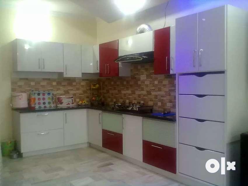 Modern italian kitchen 0
