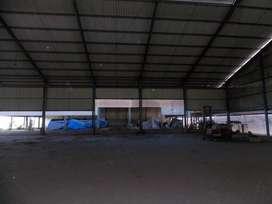 Jual Gudang ( EX Pabrik ) Jln By Pass Krian