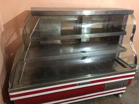 Sweets refrigerator  with good condition.  Only35000