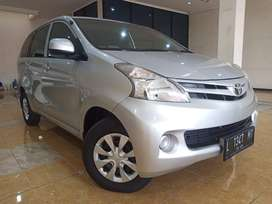 Toyota All New Avanza 2015 E Manual / MT Silver #sekawanmotor
