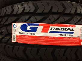 BAN GT RADIAL 265/65 R17 SAVERO AT PLUS