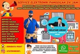 service,cuci ac,service dispenser,kulkas di jambangan,bulak surabaya